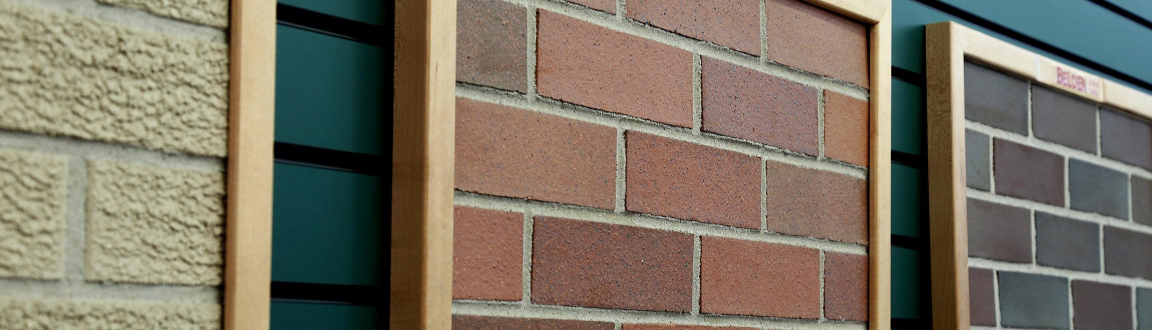 Stone, Brick & Masonry Supplies Banner